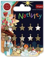 Charms - Nativity - étoiles