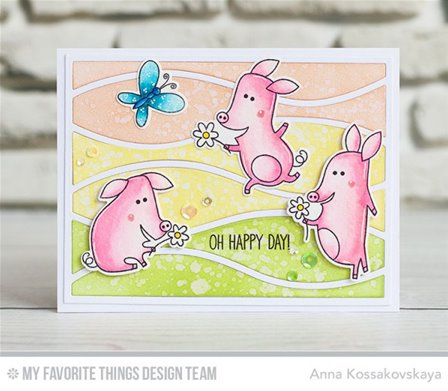 Clear Stamps - Sow Much Cuteness
