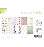A4 paper set - Spring with Michelle
