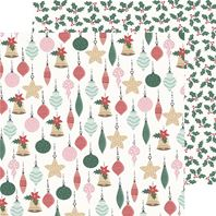 Papier - Peppermint Kisses - Bright Baubles