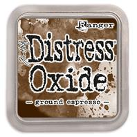 Encre Distress Oxide - Ground Espresso