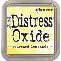 Encre Distress Oxide - Squeezed Lemonade