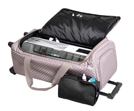 Le transport du mat riel de scrap tote bags valises - Materiel de scrapbooking pas cher ...