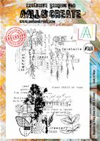 Clear Stamps - A4 - #368 - Seed of hope
