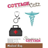 Cottage Cutz - Medical Bag
