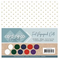 Foil Paperpack Dots