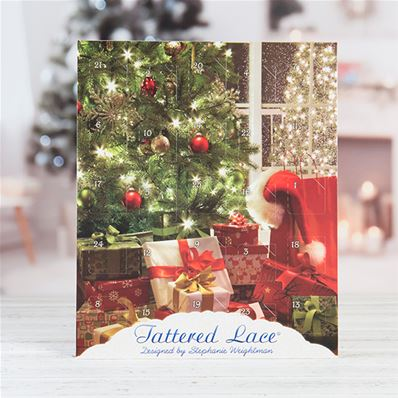 Tattered Lace Die - Advent Calendar 2019