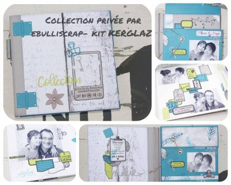 Kit Mini album - Collection Privée