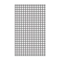 Mini Embossing Folder - Grid