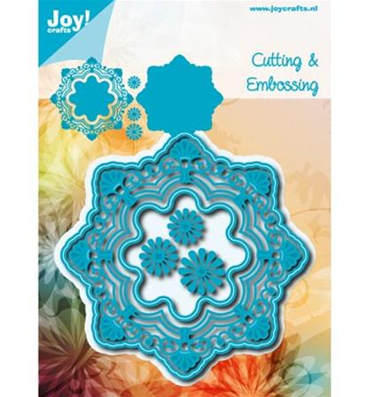 Cutting & embossing - Fantastic Rond