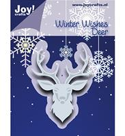 Die - Winter Wishes Deer