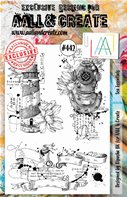 Clear Stamps-A5-#442-Sea Essentials