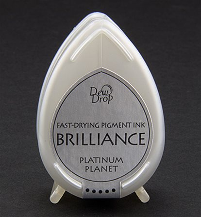 Encre Brilliance - Platinium Planet