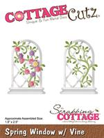 Cottage Cutz - Spring Window