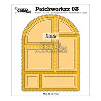 Crealies - Patchworkzz 03