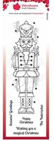Clear stamp - Nutcracker