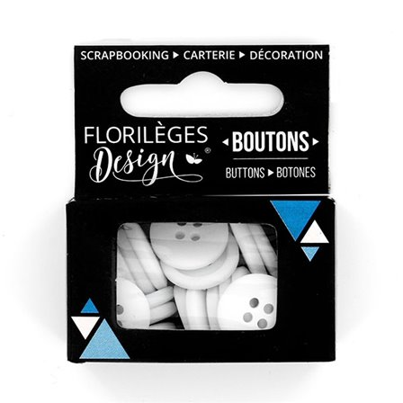 Boutons - Edelweiss