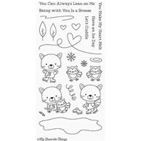 Clear Stamps - You Make My Heart Melt