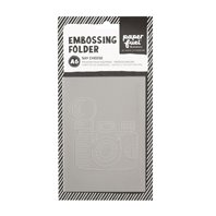 Embossing Folder - Paper Fuel - Say Cheese