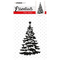 Clear stamps - Essentials - Sapin