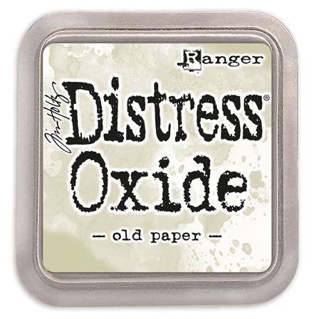Encre Distress Oxide - Old Paper