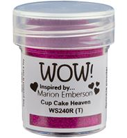 WOW! Embossing Powder - Cup cake heaven