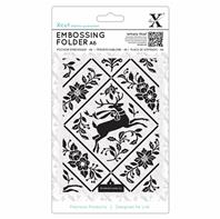 Embossing Folder - Stag and Ivy