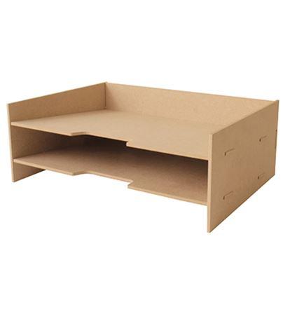 Boutique Scrapbooking Rangement Papiers A4