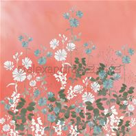 Papier - Memories Floral - Wildflower meadow
