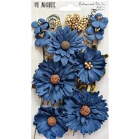Fleurs Botanical Blends - Navy