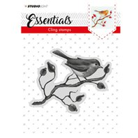 Cling Stamp - Essentials Christmas n°06