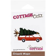 Cottage Cutz - Griswold Wagon