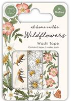 Masking tape - at home in the Wildflowers