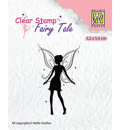 Clear stamp - Fairy Tale - 13