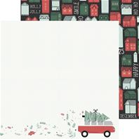 Papier - Peppermint Kisses - Combi Christmas