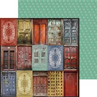 Papier - Grand Bazaar Collection - Doorway