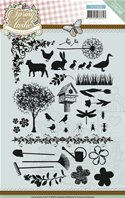 Clear Stamp - Spring - Tasctic