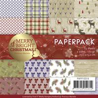 Paper Pack - Merry&Bright Christmas