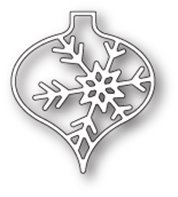 Die - Piccolo Snowflake Ornament