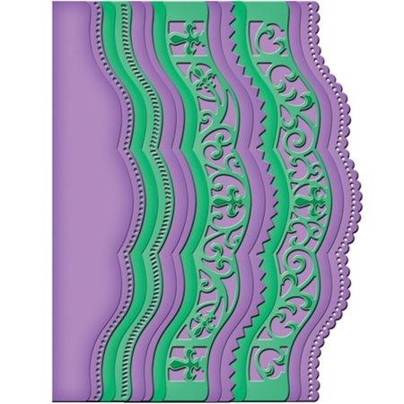 Die D-Lites - Scalloped Borders Two