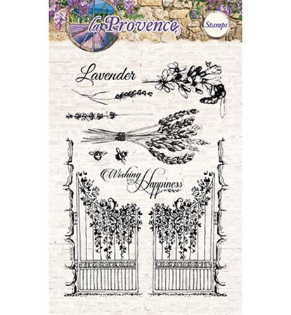 Clear Stamps - La Provence