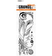 Clear Stamp - Grunge Collection - 407