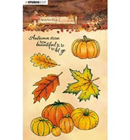 Clear stamp - Wonderful Autumn - n°478