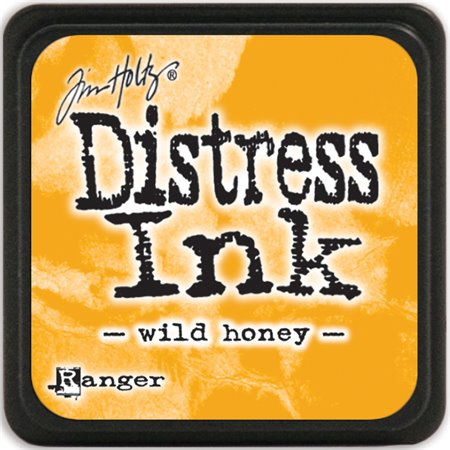 Mini Distress Pad - Wild Honey