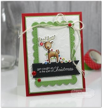 Embossing Folder - Twinkling Holiday