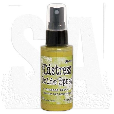 Distress Oxide Spray - Crushed Olive