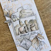 Clear stamp - Esprit Cottage - Les amies