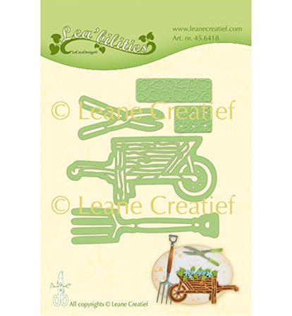 Lea'bilities - Garden set : Wheel barrow