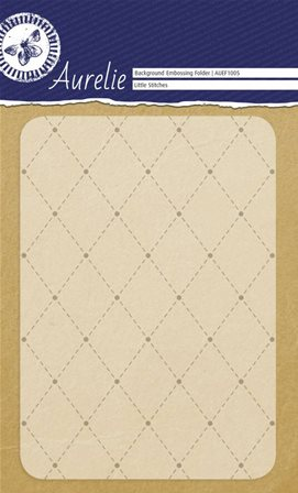 Embossing Folder - Little Stitches