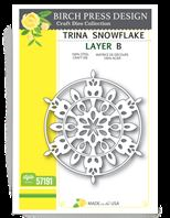 Craft Die - Trina Snowflake - Layer B